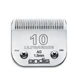 Нож для машинки Andis #10 Ultra Edge 1,5 мм
