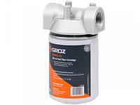 Groz 45910 FF/FFS/10 сменный картридж для топливных фильтров 10 микрон