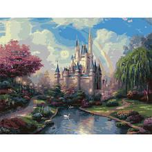 Набор для рисования картины Волшебный замок