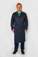 Халат рабочий мужской, спецодежда, рабочая одежда