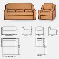 Кресло-кровать Маршал Креаль