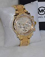 Шикарные женские часы в стиле М. Kors.