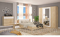 Спальня Маркос к-кт 4Д
