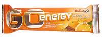 Заменитель питания BioTech Go Energy Bar (40 g orange in dark Chocolate)