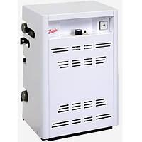 Котел газовый напольный Данко 10 УС Парапетный, автоматический SIT-Италия