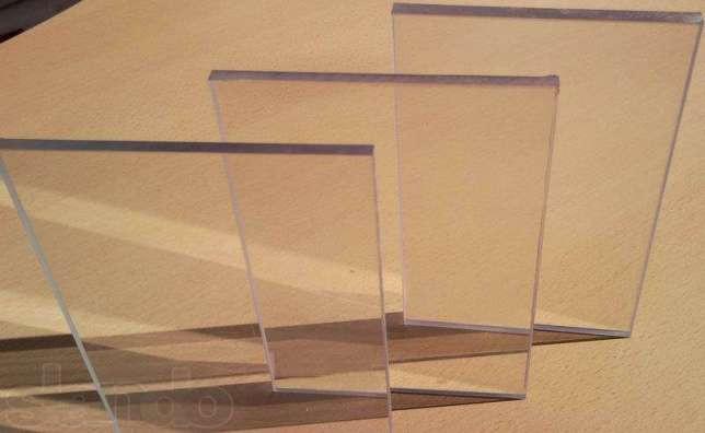 Монолитный поликарбонат, обрезки,  куски,  листы нестандартных размеров
