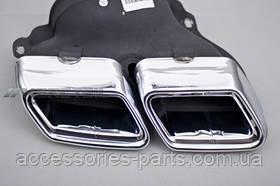 Mercedes-Benz AMG 13-2014 W222 W212 R231 C197 W204 Насадки на выхлопную трубу Новые Оригинал