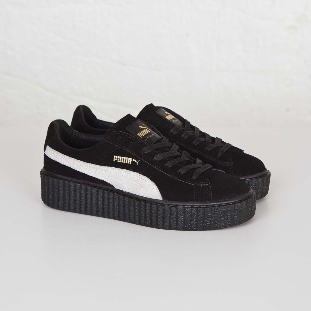 Женские кроссовки PUMA Rihanna АТ-338 - «Riccardo» - мультибрендовый  интернет-магазин d3e541bf3d046