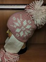 Шапка-ушанка Kamea, фото 1