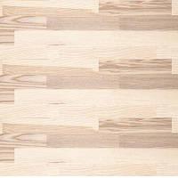 Паркетная доска Baltic Wood Ясень Cream 3R 3-пол., лак мат белый
