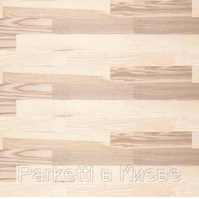 Паркетная доска Baltic Wood Ясень Classic 3R 3-пол., масло белое