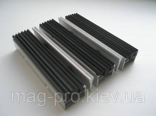 Грязезащитная решетка ЛЕН наполнение (резина +скребок), фото 2