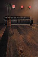 Паркетная доска Baltic Wood Венге Elegance 1R 1-пол., фаска, лак полумат.