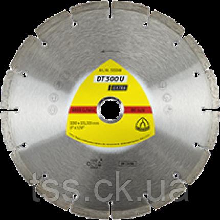 Алмазный отрезной диск DT 300 U Extra универсальный 230x2.3x22.23 (артикул 325348), фото 2