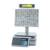Весы чекопечатающие DIGI SM 500 MK4 BS 96 КЛАВИШ Wireless 6-15-30