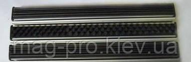 Грязезащитная решетка ЛЕН наполнение (резина, резина, щетка)