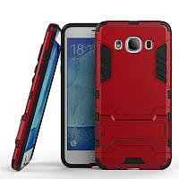 Чехол Samsung J510 / J5 2016 Hybrid Armored Case красный