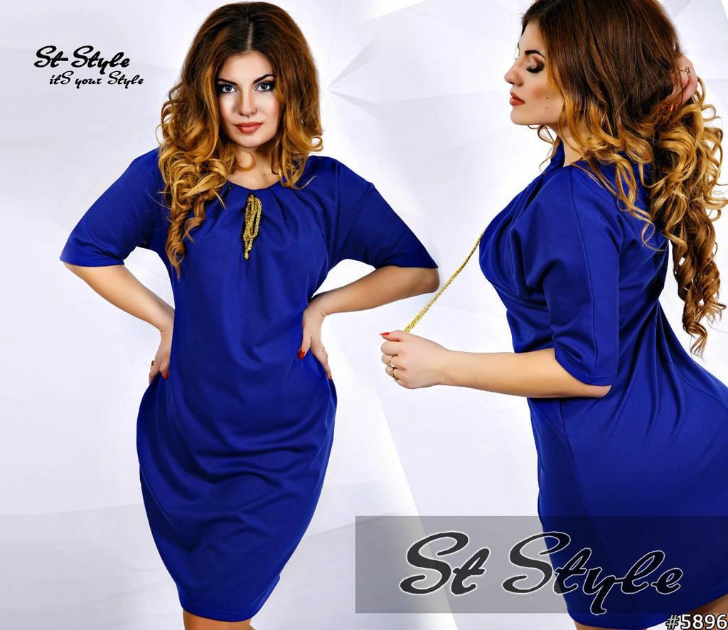 Платье женское ботал  арт 28218/320-41