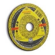 Круг (диск) обдирочный (зачистной)  A 24 Extra по металлу 115х6х22,23 (188465)