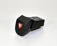 Кнопка аварийной сигнализации на Renault Kangoo 1997->2008 Renault (Оригинал) 8200523539
