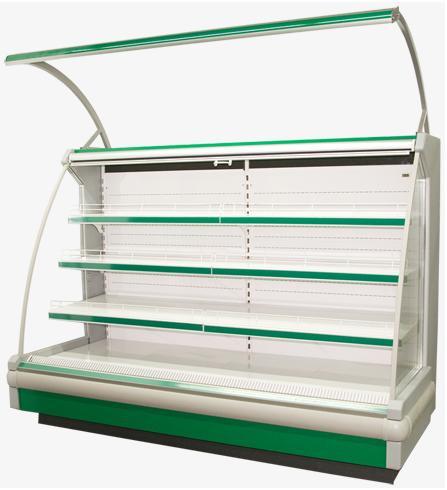 Холодильный стеллаж Cold R-18 M/n/o, для овощей