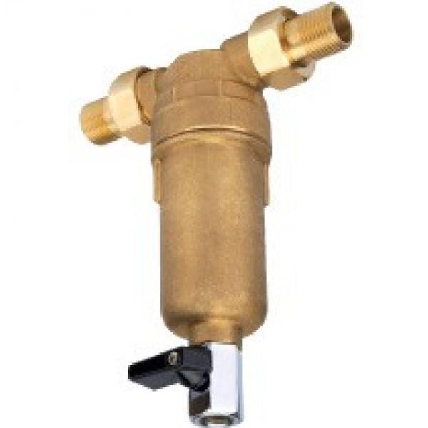 Самопромывной фильтр магистральный для горячей воды Titan TF-H (hot) - EA Market - Европейское качество по доступным ценам в Харькове