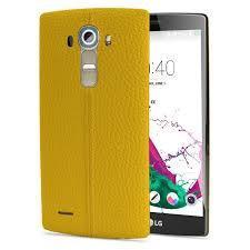 Смартфон LG H818 G4 Dual (Genuine Leather Yellow)