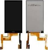 Дисплей (экран) для HTC One E8 Dual Sim + с сенсором (тачскрином) черный