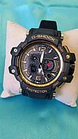 Часы мужские CASIO G-Shock new золотые 001 реплика