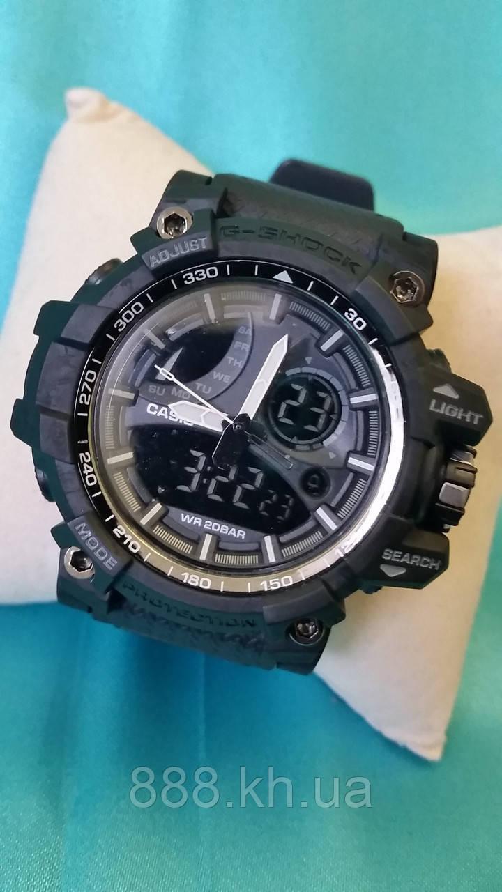 Часы мужские CASIO G-Shock new черный 004 реплика