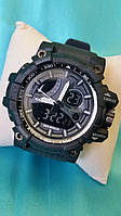 Часы мужские CASIO G-Shock new черный 004 реплика, фото 1