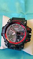 Часы мужские CASIO G-Shock new красный 003 реплика
