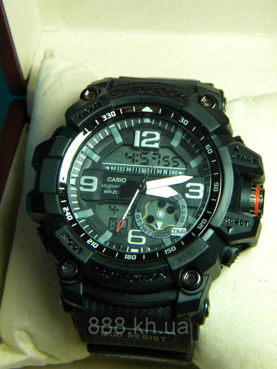 Часы мужские CASIO G-Shock новая модель реплика