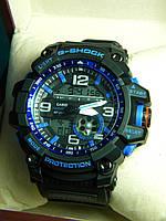 Часы мужские CASIO G-Shock новая модель синий реплика