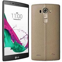 Смартфон LG H818 G4 Dual (Genuine Leather Beige), фото 1
