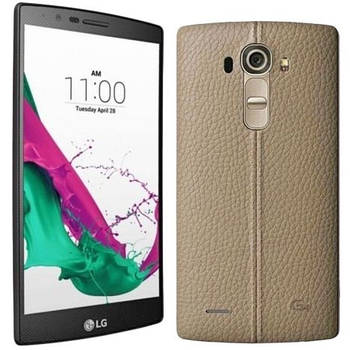 Смартфон LG H818 G4 Dual (Genuine Leather Beige)