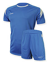 Футбольная форма Europaw 010 голубая