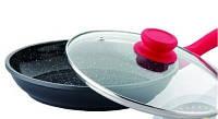 Сковорода Peterhof PH-15341-24 с мраморным покрытием (24 см)