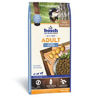 Bosch (Бош) ADULT Fish & Potato -корм для собак (рыба/картофель), 15кг