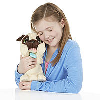 Интерактивный игривый щенок Мопс Джей Джей, FurReal Friends
