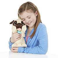 Интерактивный игривый щенок Мопс Джей Джей, FurReal Friends , фото 1