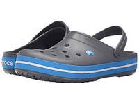 Кроксы мужские Crocs Charcoal Ocean Crocband Clog М11 44 Оригинал