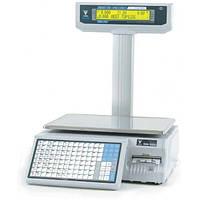 Весы чекопечатающие DIGI SM500 МК4 P+Wireless 6-15-30