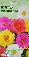 """Семена цветов Портулак крупноцветковый, махровая смесь, многолетнее 0.1 г, """"Елітсортнасіння"""", Украина"""