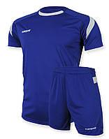 Футбольная форма Europaw 010 синяя