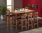 Стол обеденный деревянный 056, фото 4