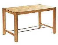 Стол обеденный деревянный 056