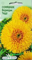 """Семена цветов Подсолнечник однолетний Медвежонок Тэдди, однолетнее 1 г, """" Елітсортнасіння"""",  Украи"""
