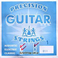 Струна Solid N1011.11 для гитары E (акустика\электро)