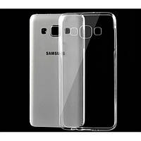 Прозрачный силиконовый чехол для Samsung galaxy A3,  A300F, A300FU